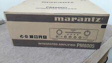 Marantz PM8005 Integrated Stereo Amplifier / Black/ 230V, MADE IN JAPAN