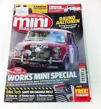 Mini Magazine September 2010 - Issue 177 - Mini Minor Cooper Rover Rally