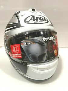 Helmet Arai Corsair X Bracket White Frost Size XL 2020 OBO .