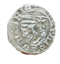 Matthias Corvinus -Matei Corvin 1458-1490 AD Hunedoara-Transylvania. Extra Rare