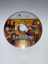 Saints Row (Xbox 360) Adventure: Free Roaming Disc Only