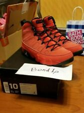 Nike jordan ix 9 Motorboat Jones Size 10 STAND WITH HONG KONG
