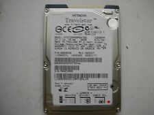"Hitachi Travelstar 60gb HTS726060M9AT00 320 08K1833 01 2,5"" IDE"