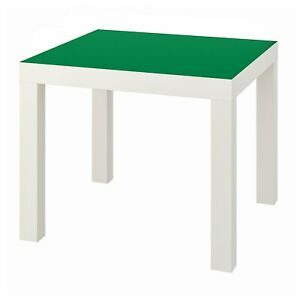 Ikea LACK Small Side Table Low Weight Easy To Move- Home Office 55x55cm 3 Colour