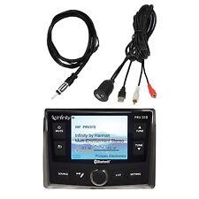 Infinity PRV-315 Bluetooth AM/FM Marine Outdoor Radio, USB Interface, Antenna