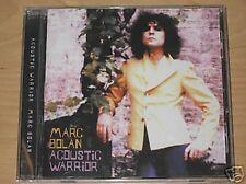MARC BOLAN/ACOUSTIQUE WARRIOR/ CD ALBUM