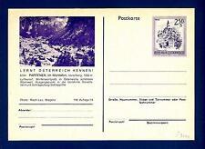 AUSTRIA - Cart. Post. - 1978 - 2,50 S -6794 Partenen im Montafon -146.Auflage/14