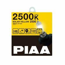PIAA halogen bulb solar yellow 2500K HB 12V55W 2 pieces HY107 Regular Inport