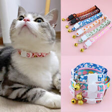 Pet Fruit Print Collar Mini Cat Head With Bell Puppy Neck Ring Fashion Supplies