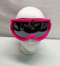 Electric EG.5S CAT.3 Lens Snow Ski Snowboard Goggle Hot Pink Frame NEW