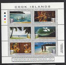 COOK ISLANDS. The Return of Tommy Tricker. 1994. Scott 1191. MNH (BI#1)
