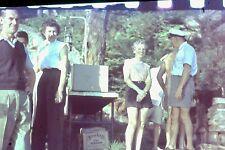 VINTAGE 1956 KMYC-HALLETS'BEACH-COWAN CREEK-SYDNEY 35MM COLOUR SLIDES X 10