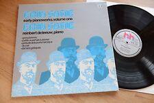 Erik Satie/puramente Bert De Leeuw Early Piano Works Vol. i harlekijn 2925 508