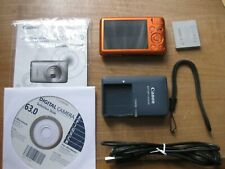 Canon PowerShot Digital ELPH SD1400 IS / IXUS 130 14.1 MP Digital Camera, orange
