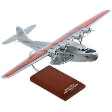 Pan Am Martin M-130 China Clipper Desk Display Model 1/72 MC 130CCPAAW Airplane