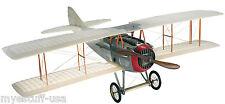 Authentic Models AP413T Spad Transparent Decorative Model Plane