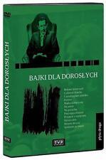 Bajki dla doroslych - cz. 2 (DVD) Jan Kobuszewski POLSKI POLISH