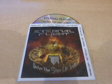 ETERNAL FLIGHT - UNDER THE SIGN OF WILL- RARE FRENCH CD PROMO !!!!!!!!!!!!!!!