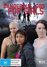 Dangerous Jobs For Girls (DVD, 2011, 2-Disc Set) 'NEW & SEALED'