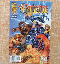 Comic, Los 4 Fantásticos, nº 8, Marvel Comic, Forum, Jim Lee, Brandon Choi, 1997