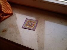 "Flurteppich Matte ""Mosaik pastell"""