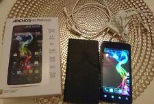 ARCHOS Archos Platinum 45 - 4GB - Schwarz (Ohne Simlock) Smartphone