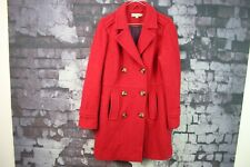 Womens Boden Red Jacket size Uk 16 No.F494 22/10