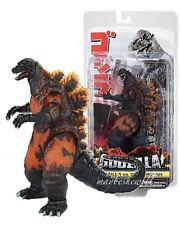 """NECA Godzilla1995 Classic Ver Burning Godzilla Action Figure 12"""" Model Statue"""