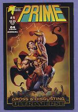 Prime Gross Disgusting #1 1994 Strazewski Jones Norm Breyfolge Malibu Ultraverse