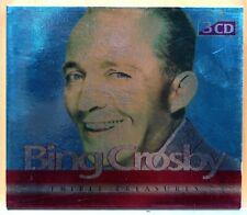 BING CROSBY TRIPLE TREASURES - 3 CD