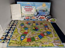 THOMAS TANK ENGINE Railroad Rescue Game, Magnetic Play