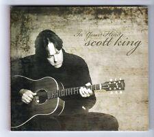 (GZ409) Scott King, In Your Head - 2007 CD