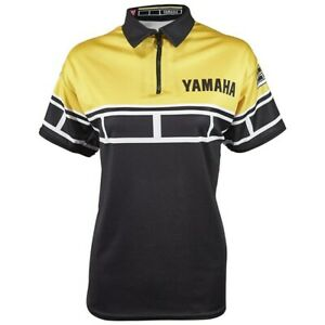 NWT YAMAHA 60th ANNIVERSARY WOMEN'S CREW SHIRT Size XL SOLD OUT! FAST SHIP!