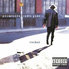 Primitive Radio Gods CD Rocket Ergo Columbia CK 67600 Standing Outside A Broken