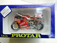 "Protar 1:9 Scale Diecast Model Ducati 996 ""Troy Corser"" 1999 - New # 10403"