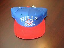 BUFFALO BILLS AJD   big logo SCRIPT NEW VINTAGE 90'S HAT CAP  SNAPBACK
