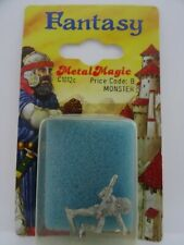 """Metal Magic C1012c """"Monster Caveman with spear"""" (Hobby Products) 502002001"""