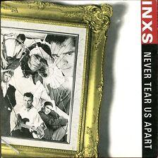 INXS - NEVER TEAR US APART - CARDBOARD SLEEVE CD MAXI