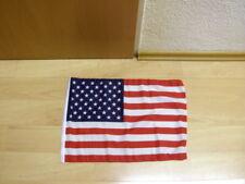 Fahnen Flagge USA Stockfahne mit Hohlsaum - 30 x 45 cm