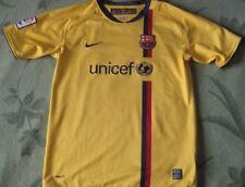 Camiseta Shirt Trikot Barcelona Nike Away 2008 2009 Season Goal Iniesta