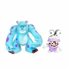 Monsters Inc Sulley & Boo Mini Kids Toy Figures New