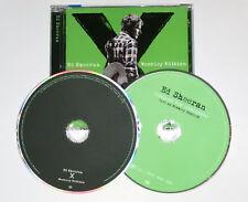 RARE ed sheeran  X  Wembley Edition 2 CD DVD avec 6 titre inedit