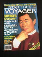 Vintage star trek voyager magazine Nov. 1996 Back Issue