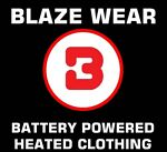 Blaze Wear Battery Heated Clothing