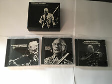 Sweet Georgia Brown Stardust Parisian Thoroughfare 3 CD BOX Stephane Grappelli