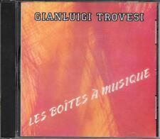 "GIANLUIGI TROVESI - RARO CD FUORI CATALOGO 1989 "" LES BOITES A MUSIQUE """