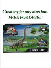 Jurassic World Legacy Collection Super Colossal Brachiosaurus Dinosaur Best 🎁🦖