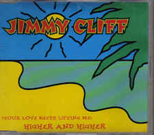Jimmy Cliff-Higher And Higher cd maxi single