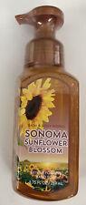 Bath & Body Works Sonoma Sunflower Blossom Foaming Hand Soap Vineyard 8.5 oz New