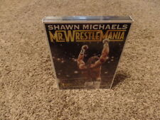 SHAWN MICHAELS MR. WRESTLEMANIA wwe 3-DISC dvd wrestling BRAND NEW SEALED